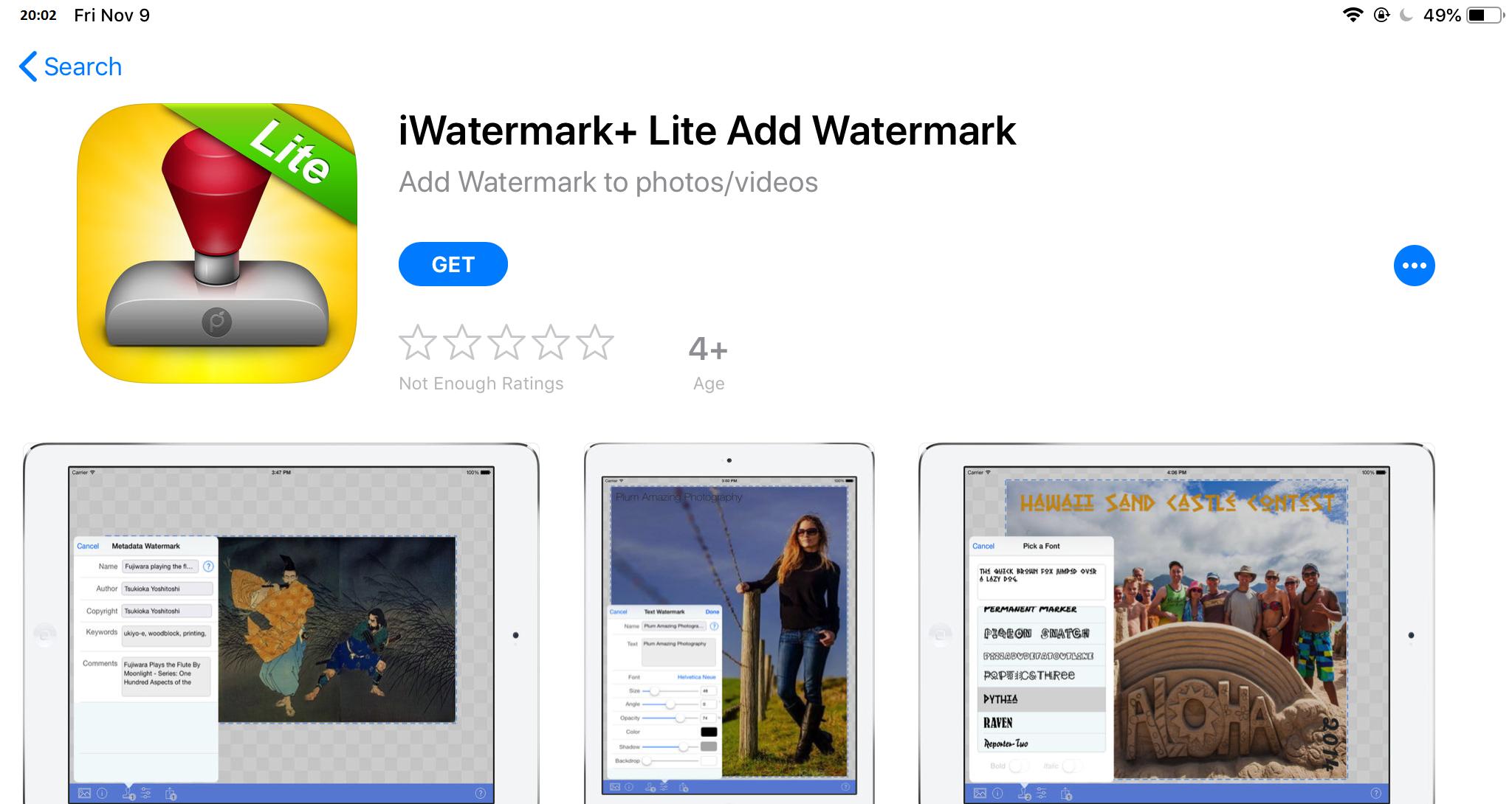 iWatermark+