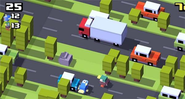 best-apple-tv-multiplayer-games-crossy-road-2
