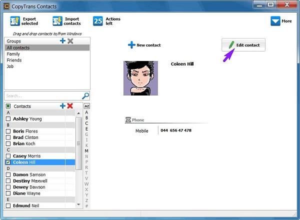 download-CopyTrans-contacts