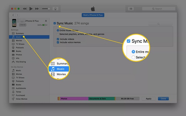 enable-the-check-box-of-sync-music