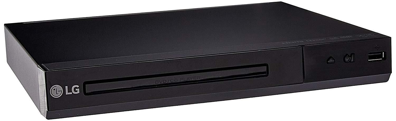 LG DP132H Region-free DVD player