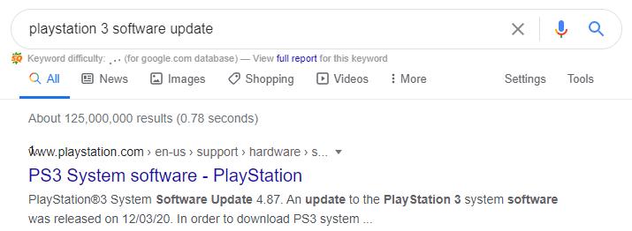 Renew PS3 encryption key