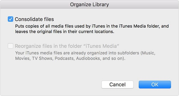 Organize-Library
