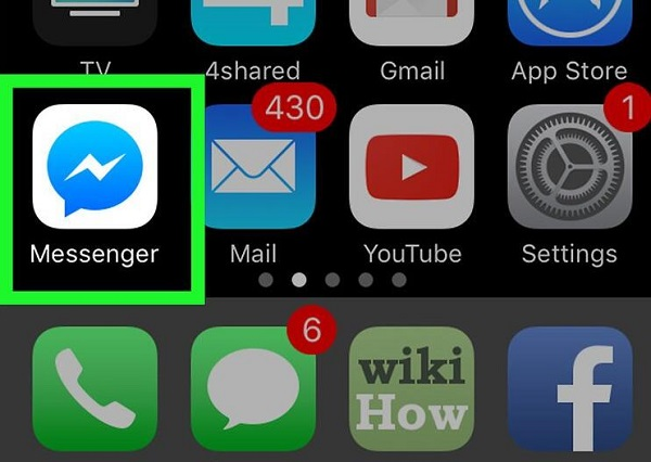 Send-Voice-Memos-to-Facebook-on-iPhone-open