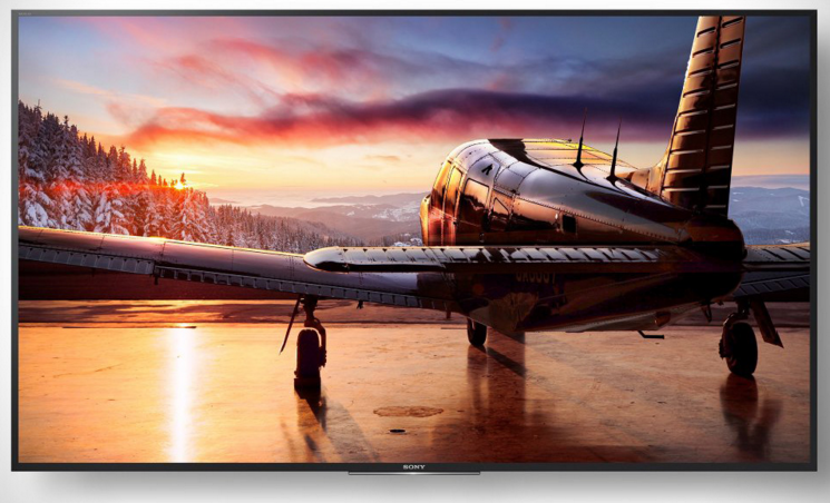 Sony Z9D Series 3D TV