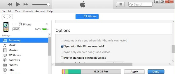 Transfer-iMessages-from-Mac-to-iPhone-using-iTunes-transfer