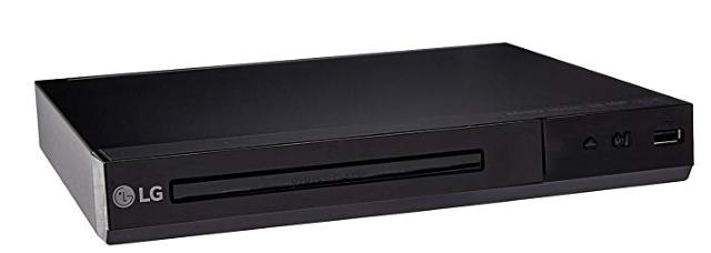 LG DP132H DVD Player