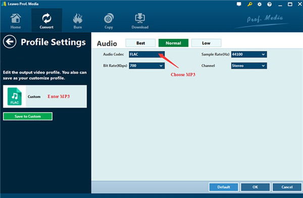download-free-karaoke-tracks-to-mp3-with-leawo-video-downloader-set-parameter-19