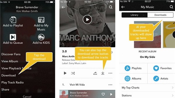 how-to-download-napster-music-via-napster-app-ios-download-6