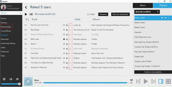 how-to-download-napster-music-via-napster-app-napster-v6-pc-client-2