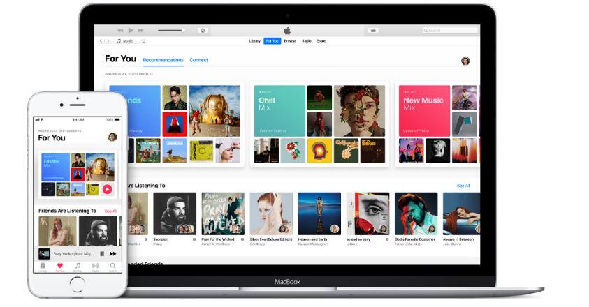 Introduce iTunes