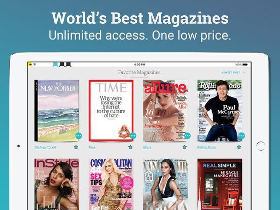 magazine-apps-Texture