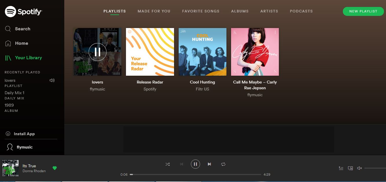 Introduce Spotify