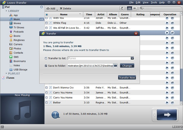 transfer-music-from-ipad-to-laptop-via-itransfer-transferring
