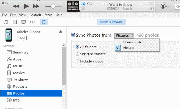 choose-photos-in-the-left-sidebar-and-enable-sync-photos-from-3