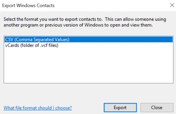 convert-VCF-to-CSV-export-contacts