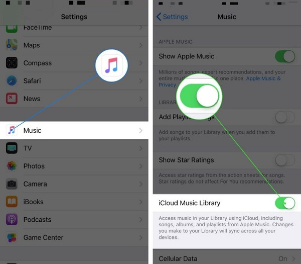 how-to-play-music-without-stopping-enabling-icloud-music-library