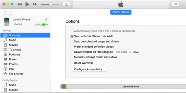 how-to-sync-iphone-to-new-mac-with-itunes-wifi-sync-2