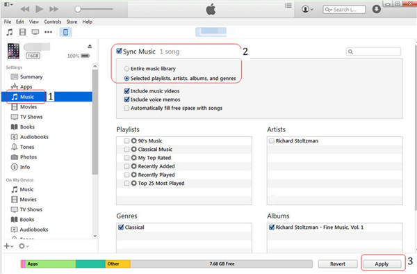 how-to-transfer-downloaded-alarm-music-on-spotify-to-iphone-sync-14