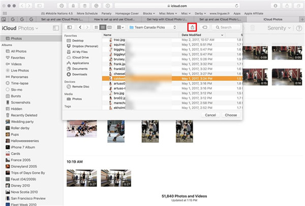 how-to-transfer-iphoto-video-to-iphone-with-icloud-upload-3