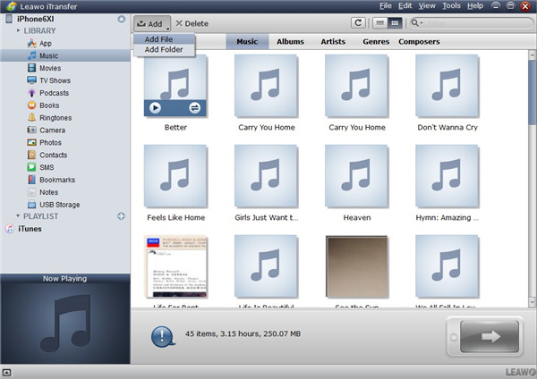 how-to-transfer-music-to-iphone-for-on-the-go-listening-via-itransfer-and-itunes-add-6