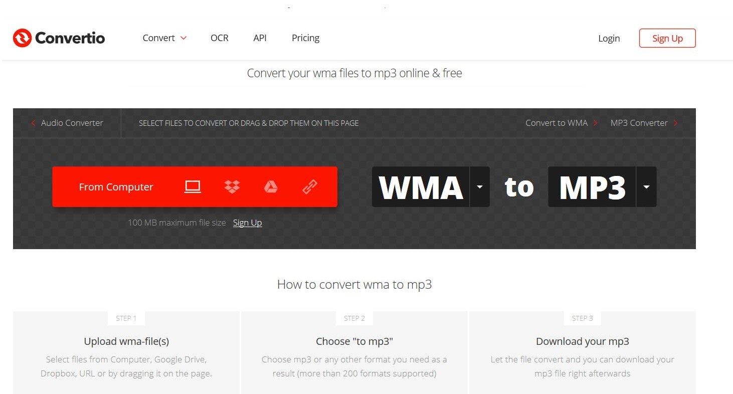 ‎WMA to MP3 Converter on the Mac App Store
