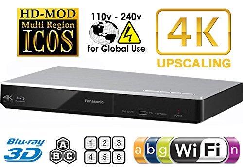 Panasonic DMP-BD270 Blu-ray Player