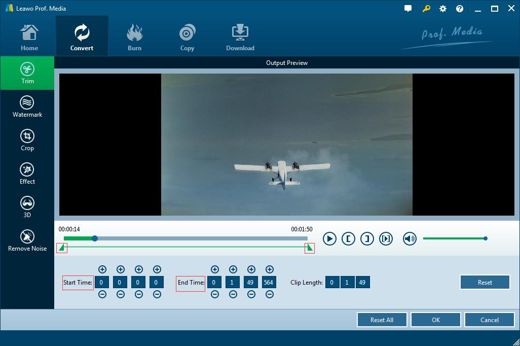 Edit MPG video