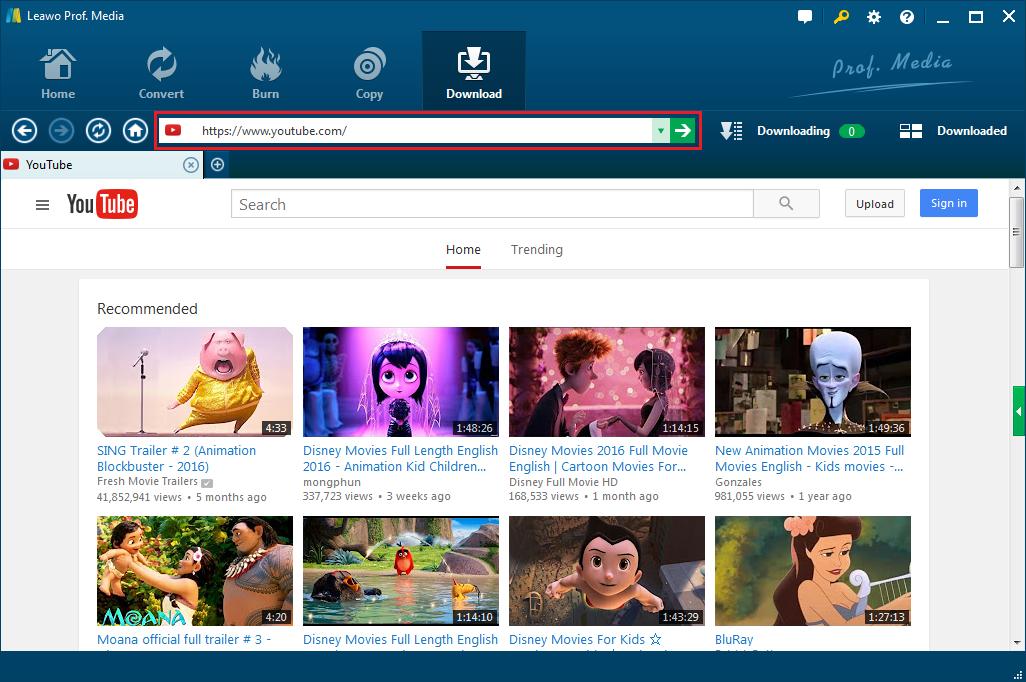YouTube Downloader Download