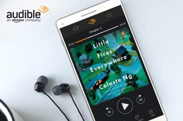 Introduce Alexa and audible