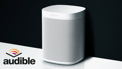 Introduce Sonos and Audible Book