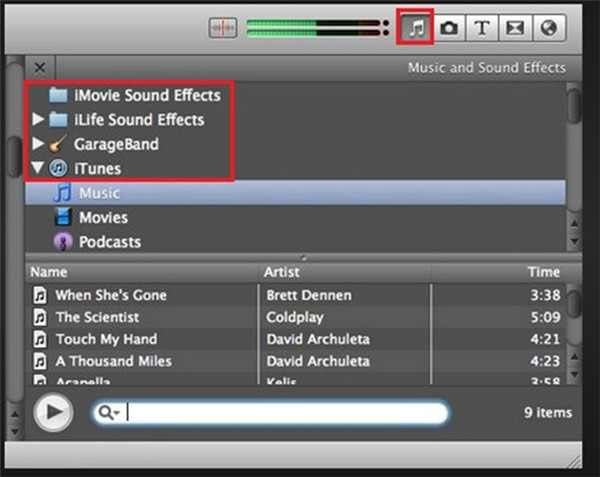 how-to-add-youtube-music-to-imovie-through-itunes-music-20