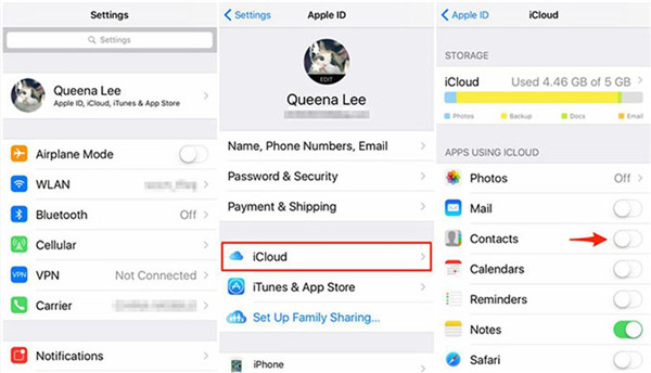 how-to-backup-iphone-before-upgrading-icloud-sync-7