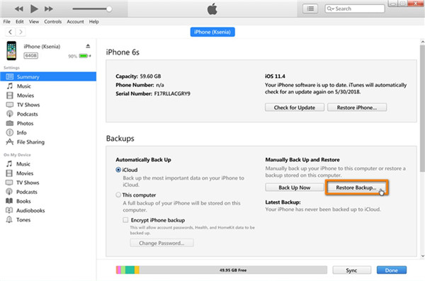 how-to-recover-deleted-history-on-iphone-safari-with-itunes-restore-backup-2