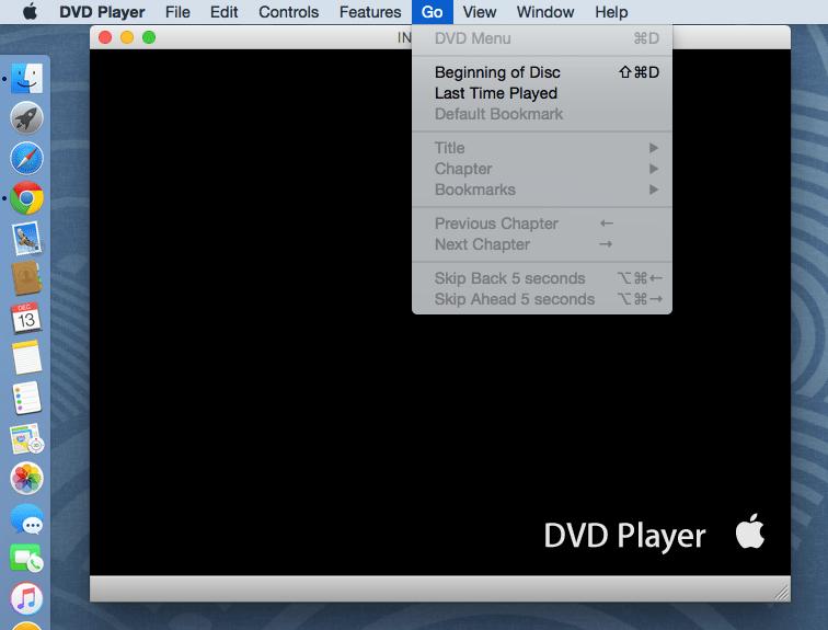 Play ISO on Mac
