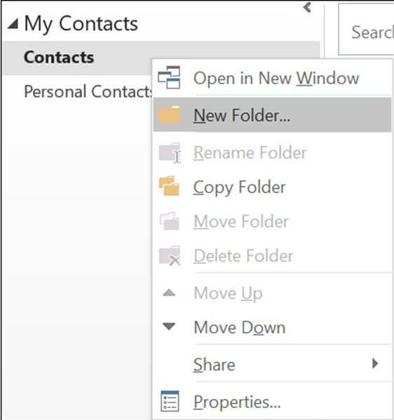 remove-duplicate-contacts-from-iphone-via-outlook-on-pc-new-folder-11