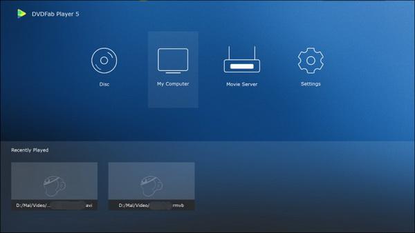 DVDFab Player 5-6