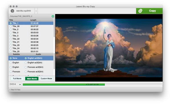 Leawo DVD Copy for Mac-1