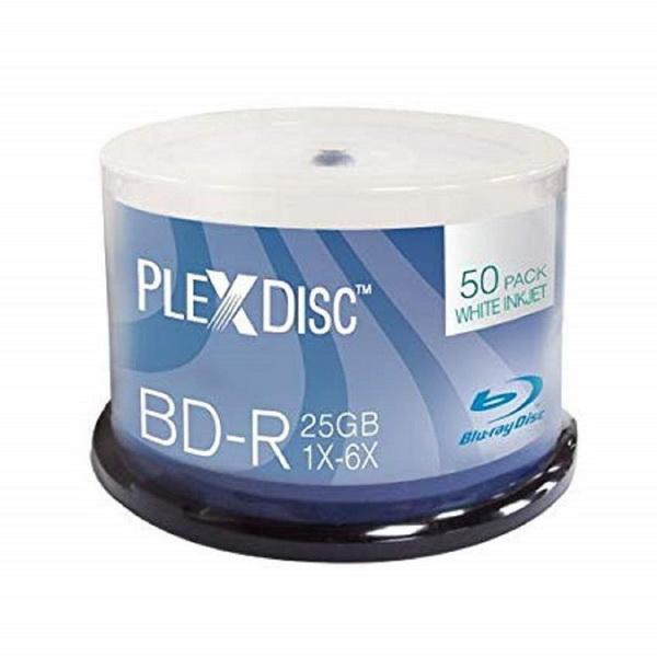 PlexDisc 633-214 25 GB 6x Blu-ray