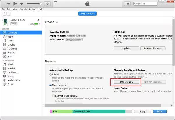 backup-locked-iPhone-via-iTunes-17