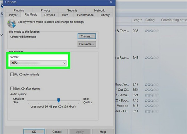 how-to-convert-m4a-to-mp3-without-itunes-format-8