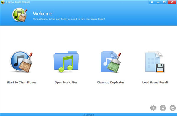 how-to-fix-itunes-library-song-names-via-leawo-tunes-cleaner-start-3