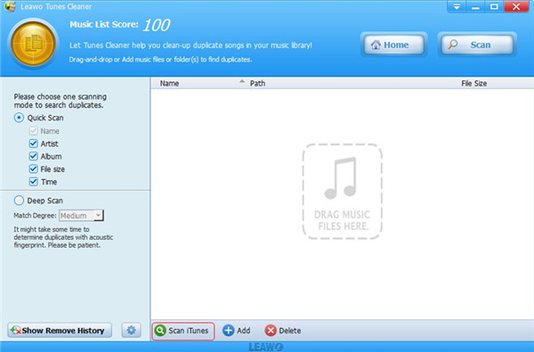 how-to-remove-duplicate-songs-in-itunes-scan-itunes-15