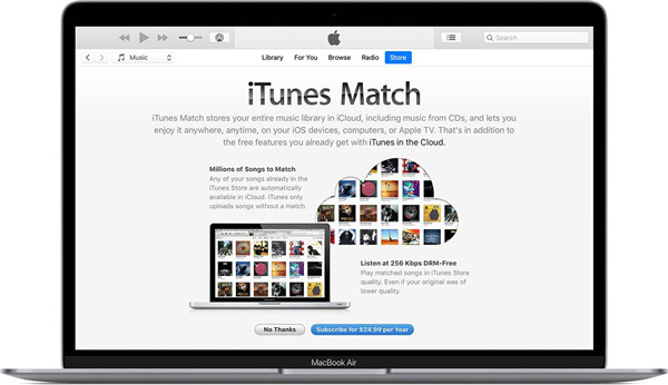 How to Subscribe to iTunes Match on iPad/iPhone | Leawo Tutorial Center