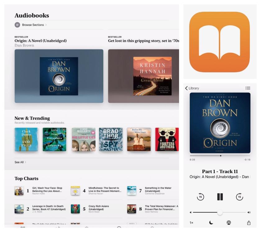 10 best apps for audiobooks on iPhone   Leawo Tutorial Center