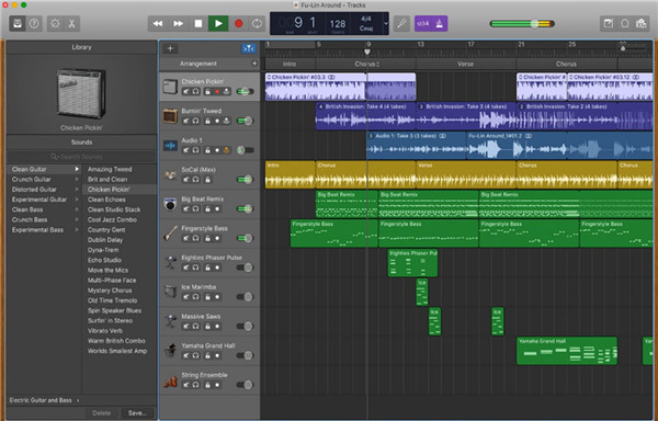 Best Free Multitrack Recording Software for Mac/Windows