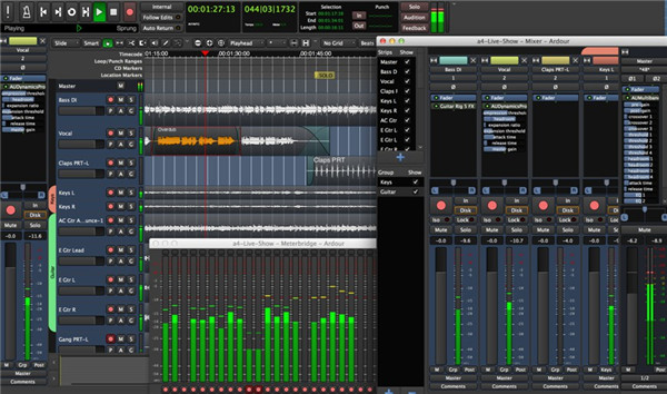 top-5-free-sound-mixer-for-windows-ardour-2