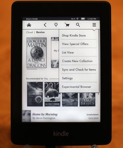 Brief Introduction to Kindle Devices