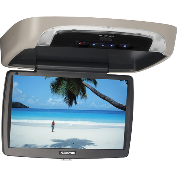 Audiovox 10.1″ Hi-Def Monitor With Built-In DVD Player