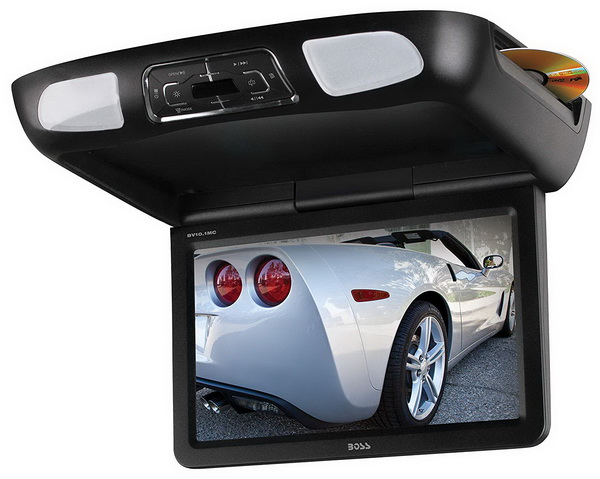 BOSS Audio BV10.1MC 10.1 Inch Flip-Down Car Monitor
